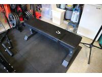 Strength Shop 'Riot' flat gym bench