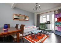 *Ultra-Modern Newly Renovated Purpose Built Apartment With Private Balcony