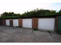 Single brick built garage to rent in Howard Close, Cambridge