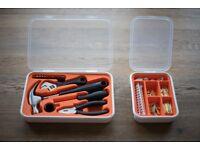 Tool Kit & Picture Hook Set (IKEA)