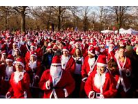 Fancy becoming a Santa for the day!