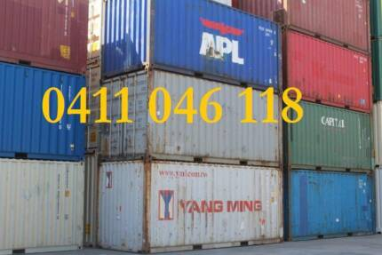 20 FT Used Shipping Containers- Delivered to Hamilton Vic Hamilton Southern Grampians Preview