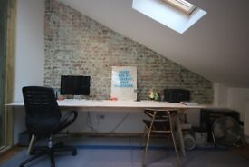 2 person small business office in building with other creative/entrepreneurs!