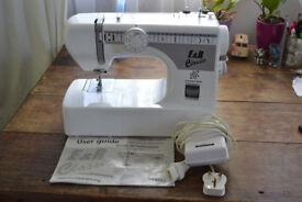 Toyota E&R Classic sewing machine KPN400