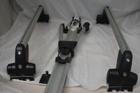 Thule VW Roof Bars and Bike Cycle Carrier for mk4 Golf and Bora
