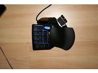 Gaming keypad (Razer Nostromo Expert Keypad)