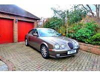 Jaguar S-type RARE BRONZE v6 SE, auto Quick Sale!!