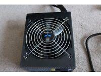 PowerCool 750W PC-750AUBA Dual 12v V2.2 80+ Efficiency PSU