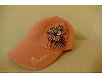 Animal pink sun hat