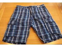 Mens Tommy Hilfiger Shorts 32inch waist