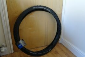 Mountain Bike Tyres x 2 Schwalbe Smart Sam PLUS 29er x 2.25 With Greenguard Puncture Protection