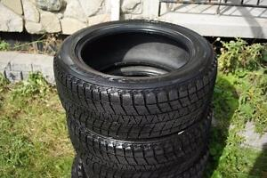 245 / 55 / 19 Bridgestone Blizzak DM-V1 Winter Tires ( *JANEX AUTO* )
