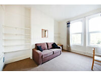 Spacious and bright one bedroom flat in Brixton