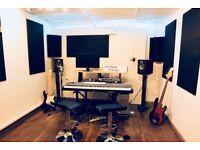 Recording Studio space for hire - Battersea