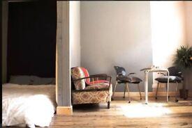 One bedroom flat in Hackney road E2