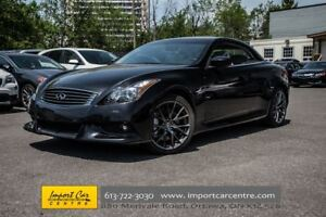 2013 Infiniti G37 Wheat Interior