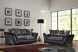 DFS Shannon 3+2 Sofa BRAND NEW + DELIVERY