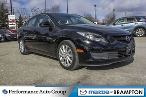 2013 Mazda MAZDA6 GS-14|ALLOYS|SUNROOF|FWD|A/C