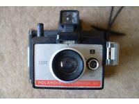 Vintage Poloroid Camera