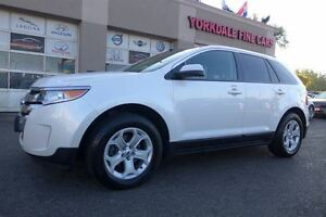 2013 Ford Edge SEL. Pano Roof. Navigation. Leather