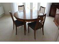G Plan Butterfly Dining Chairs For Sale In UK