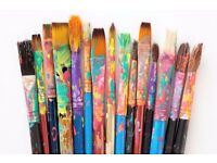 Fun, free Art Class - situated in Quinton! Come and draw with Chloe :)