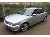 Jaguar X-Type 2.0TD, MoT until September 2017. Air Conditioning.