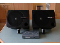 Small lightweight Sound system ideal for small club/pub gigs or rehearsal room etc