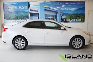 2015 Chevrolet Malibu LT | Leather | Sunroof | Stop-Start System
