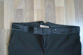 NEW Jaeger women's black trousers, UK 10