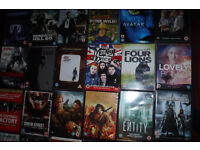 dvds for car boot etc