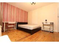 🆕DREAM FOR COUPLE IN OLD STREET! MASTER ROOM IN 3 BED FLAT - Zero deposit apply - #Geffrye