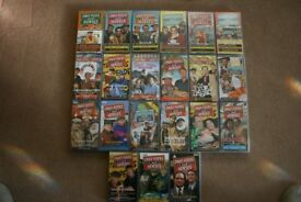 Only Fools and Horses on VHS