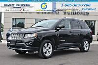 2015 Jeep Compass North Edition 4x4! Call now!