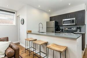 McGill Downtown FULLY FURNISHED - 4-9 MONTH LEASE -SEPT-MAY #725