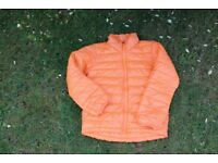 CHILDRENS LIGHTWEIGHT PADDED INSULATED JACKET