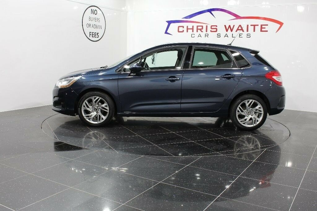 citroen c4 hdi selection blue 2014 in blackwood caerphilly gumtree. Black Bedroom Furniture Sets. Home Design Ideas
