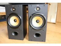 B&W 602 speakers - Mint condition and fully working condition - Demo possible