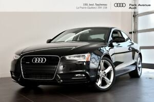 2014 Audi A5 2.0 TFSI KOMFORT ! NOUVEL ARRIVAGE !