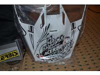 Acerbis Motocross Helmet (used once)