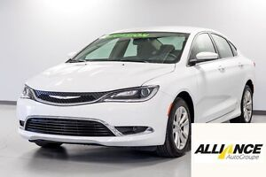 2015 Chrysler 200 CENTRE DE LIQUIDATION VALLEYFIELDMITSUBISHI.CO