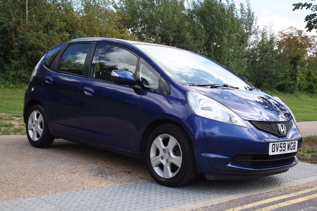 2009 Honda Jazz 1.3 ES 5dr Full service history, AUTOMATIC, LOW MILEAGE, WARRANTY, PX WELCOME