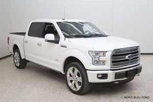 2016 Ford F-150 Limited/4x4  *ONLY 3915km*  FULLY LOADED !!!!