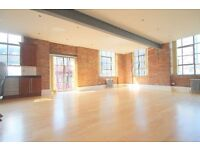 AMAZING 1 BED * EX CHOCOLATE FACTORY CONVERSION * OLD STREET * 780SQFT