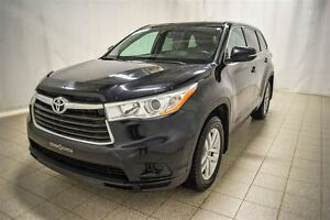 2014 Toyota Highlander LE, AWD, 8 Passagers, Groupe Electrique,