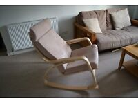 Rocking Chair / Nursing Chair - Excellent Condition (RRP £100)