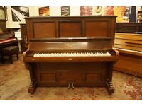 Marshal & Rose upright piano, overstrung and tuned to concert pitch - UK delivery available