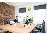 Bright and Modern 6 Person Office - Shoreditch - E1