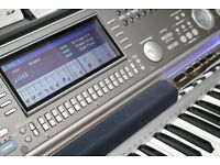 Preowned Technics KN7000 Arranger Keyboard - FREE UK MAINLAND DELIVERY- 1 YEAR WARRANTY