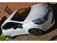 2014 Renault Clio 0.9 TCE Dynamique MediaNav ENERGY (s/s) in Glacier White